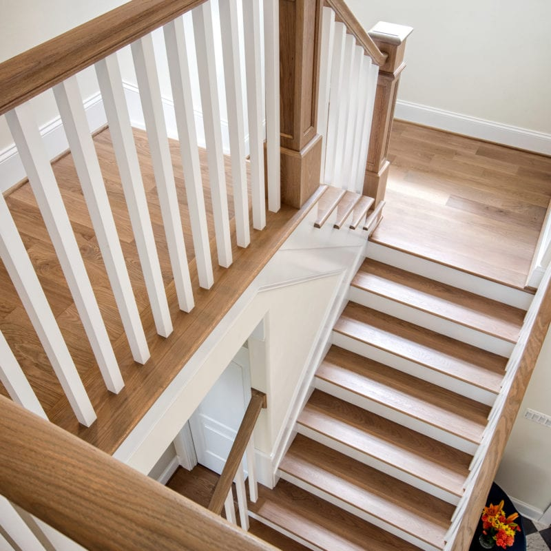 Straight Stair Form