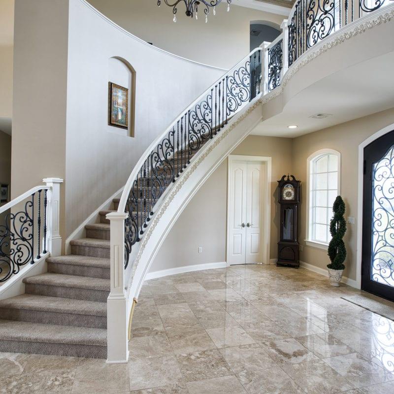 Circular Stair Order Form